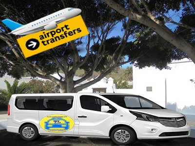 Airport Transfers Taxi Maguez Lanzarote