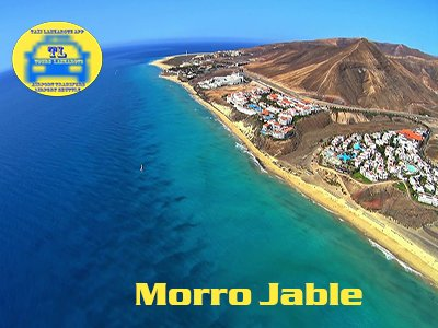 Airport Transfers Taxi Morro Jable Fuerteventura