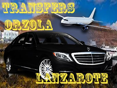 Airport Transfers Taxi Orzola Lanzarote