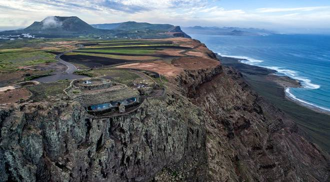Explore Mirador del Rio Lanzarote - Best Excursions to Timanfaya Park - Best Tours To Timanfaya Parks - Volcanic Landscape with Geysery & Eatery
